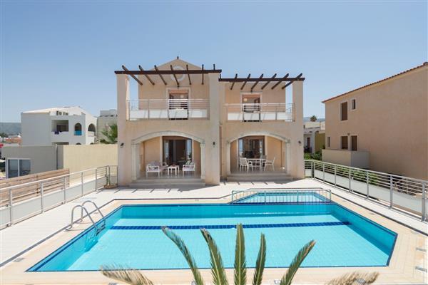 Villa Avra in Crete