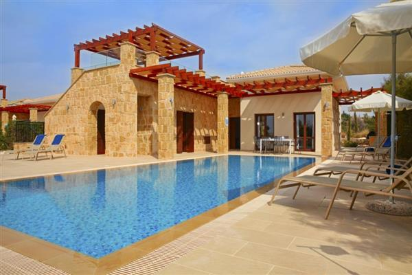 Villa Axis, Aphrodite Hills, Cyprus