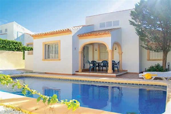 Villa Azafran in Spain