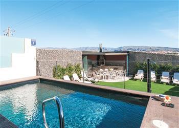 Villa Azor in Maspalomas, Gran Canaria