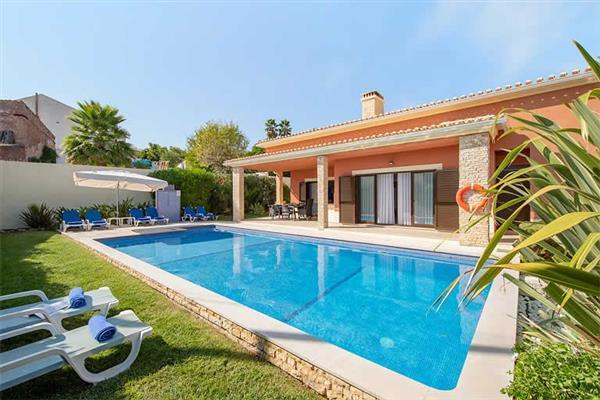 Villa Azul in Portugal