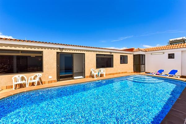 Villa Azul in Gran Canaria