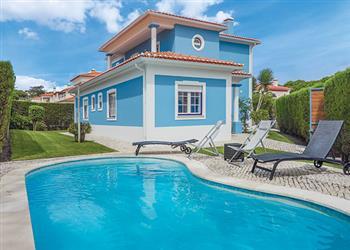 Villa Azure in Portugal