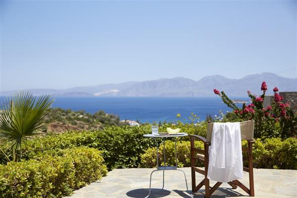 Villa Azzurra in Crete