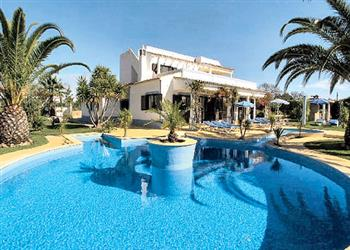 Villa Azzurro in Portugal