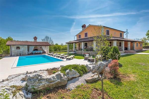 Villa Baccio in Croatia