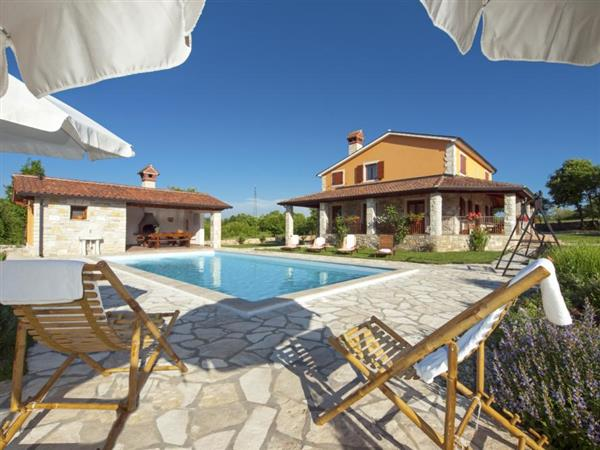 Villa Bacco in Općina Sveta Nedelja