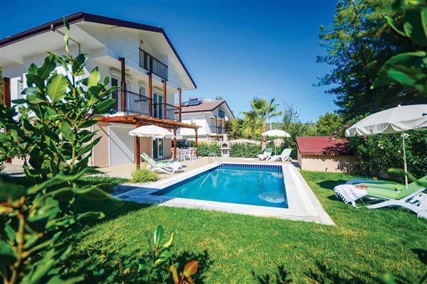 Villa Badem in Turkey