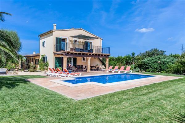 Villa Badia in Illes Balears
