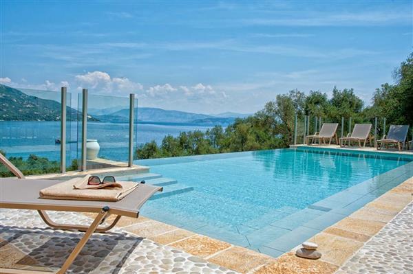 Villa Barbati in Ionian Islands