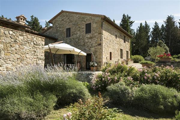 Villa Barberina in Provincia di Siena
