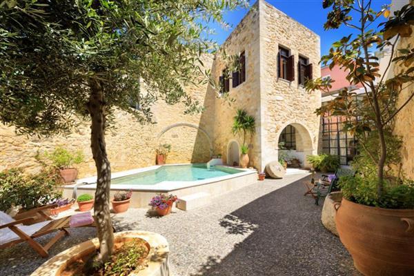 Villa Barozzi in Crete