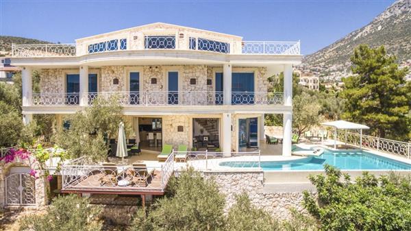 Villa Bartu in Kaş