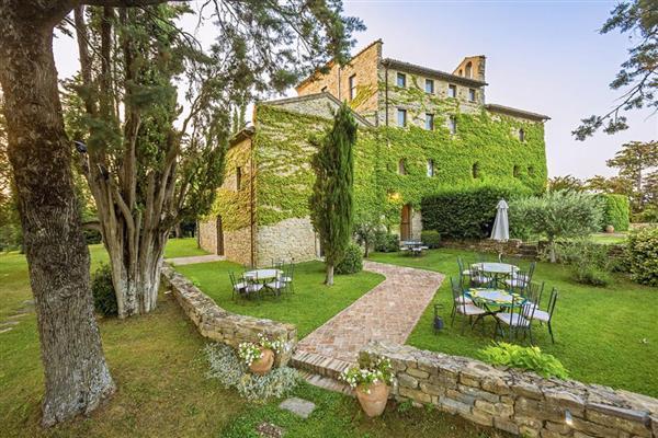 Villa Bastia in Provincia di Perugia