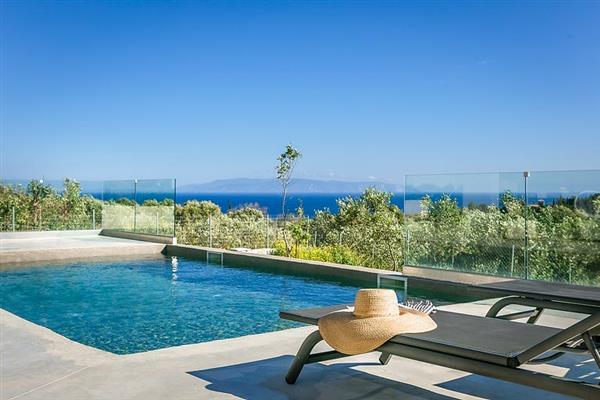 Villa Bay View in Kefalonia