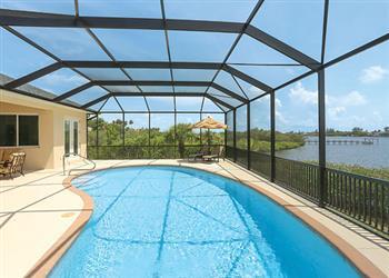 Villa Bayshore in Florida