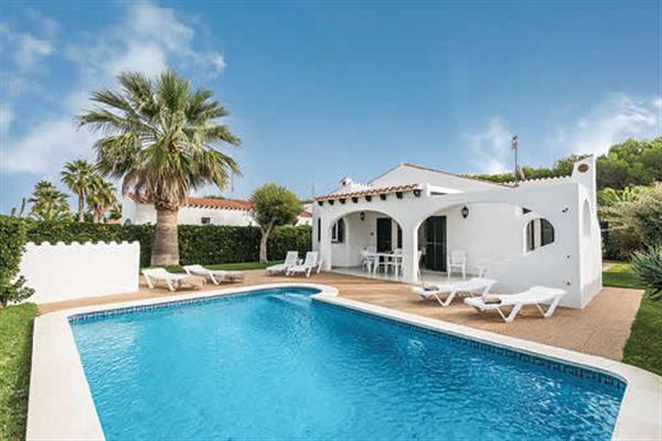 Villa Bea in Menorca