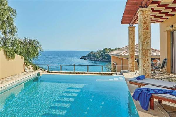 Villa Beach Escape in Greece