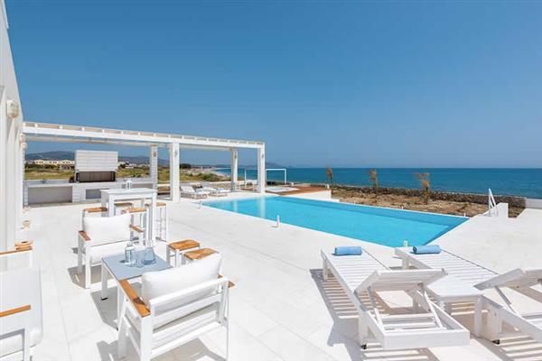 Villa Beachfront in Rhodes
