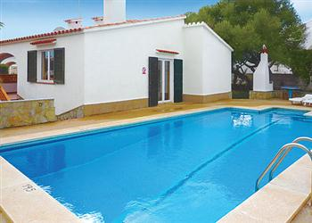 Villa Beatriz in Menorca