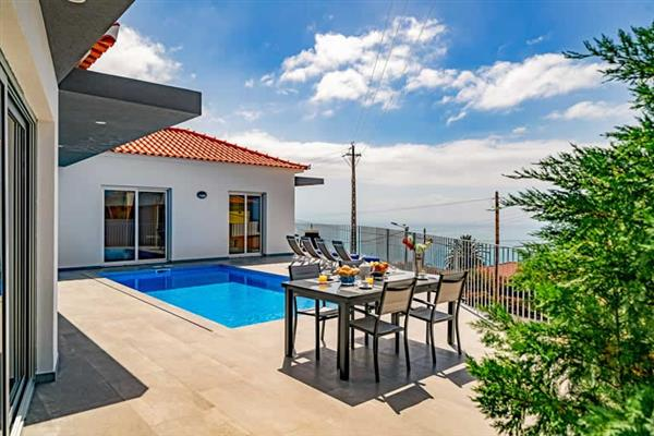 Villa Beatriz in Portugal