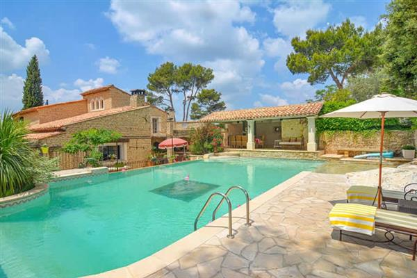 Villa Beauregard, St. Remy de Provence, Provence