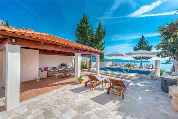 Villa Begonia in Croatia