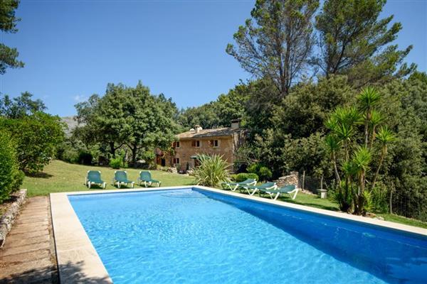 Villa Begonia in Illes Balears