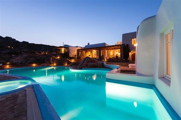 Villa Bel Tempo in Southern Aegean