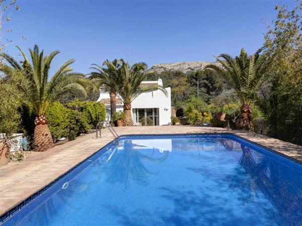 Villa Belia in Alicante
