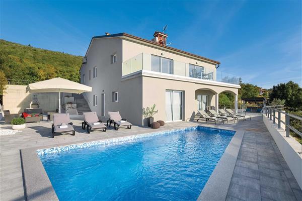 Villa Bella Vista in Croatia