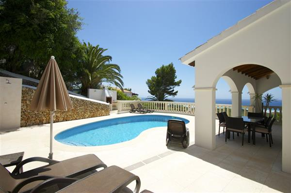 Villa Bellamirada in Illes Balears