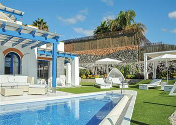Villa Bellavista in Tenerife
