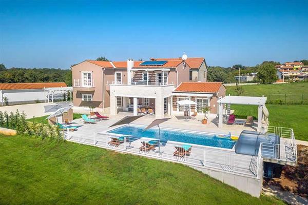 Villa Belle in Croatia