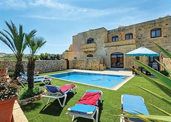 Villa Belle Vue in Gozo