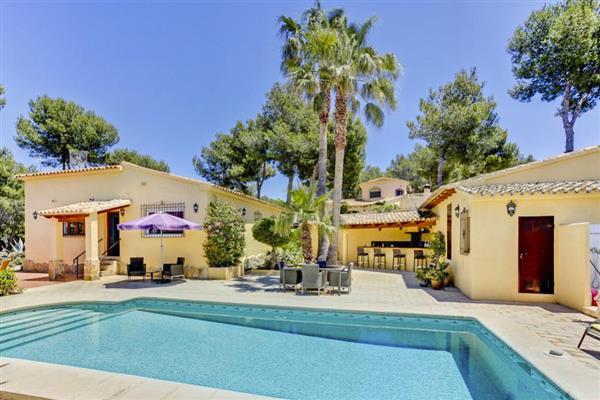 Villa Belles in Alicante