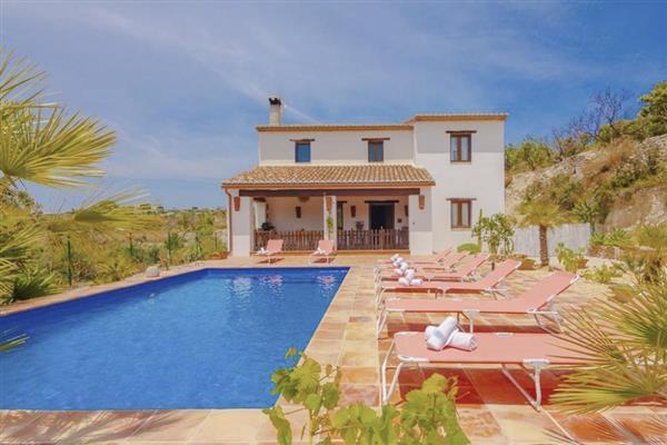 Villa Benimarco in Alicante