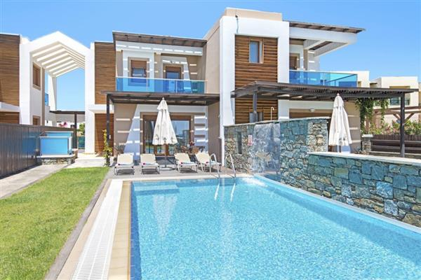 Villa Bergamot in Southern Aegean