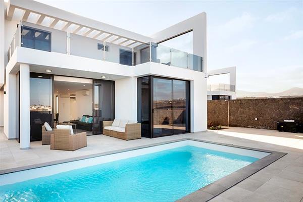 Villa Bernadette in Lanzarote