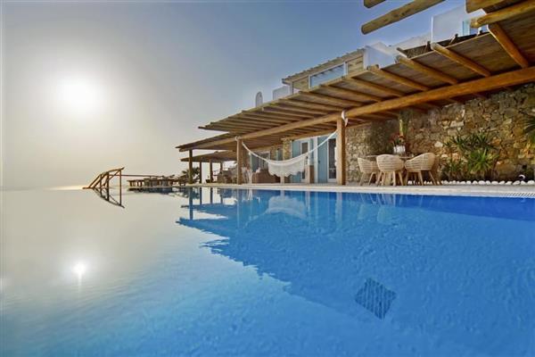 Villa Beta in Southern Aegean