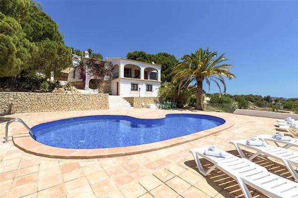 Villa Betania in Alicante