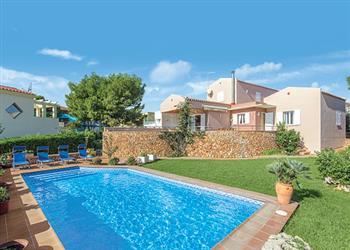 Villa Betonia in Menorca
