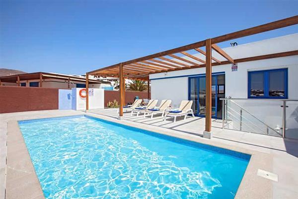 Villa Beyond in Lanzarote