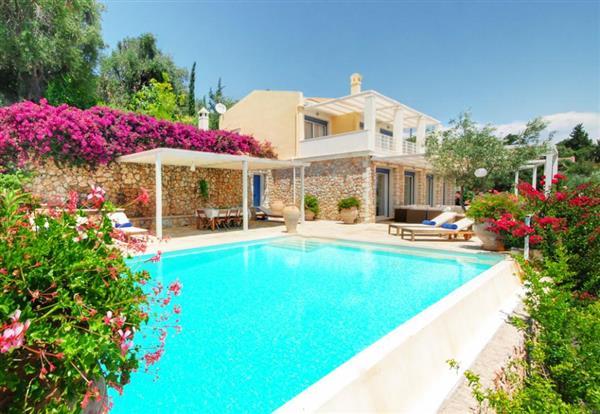 Villa Bianca in Ionian Islands