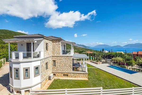 Villa Bianca in Kefalonia