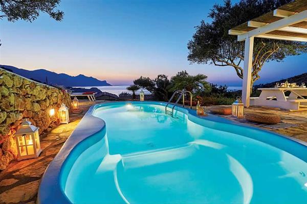 Villa Bianca in Sicily