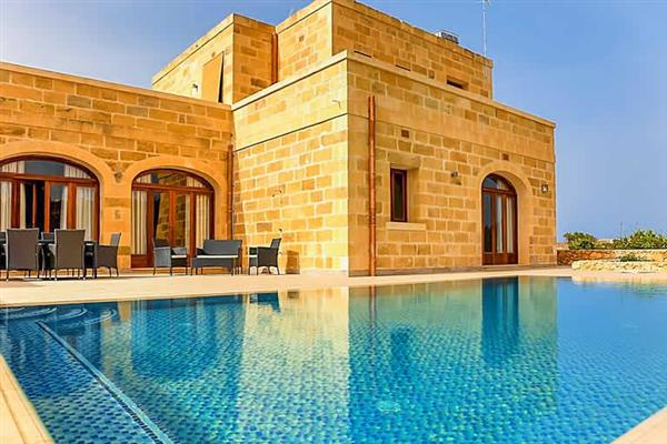Villa Bingemma in Gozo