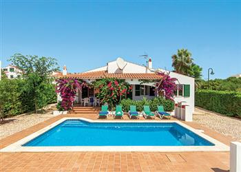 Villa Bini Delfi in Menorca
