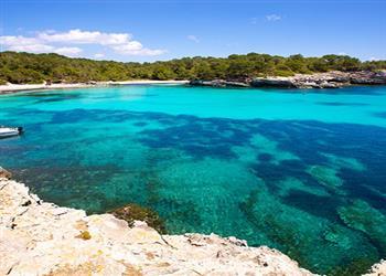 Villa Bini Mari in Menorca