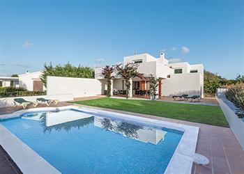 Villa Bini Marilena in Menorca
